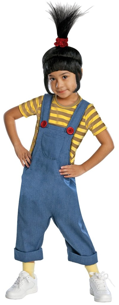 Despicable Me 2 Agnes Costume