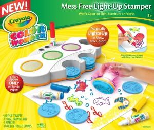 crayola stamper