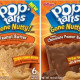 gone nutty poptarts