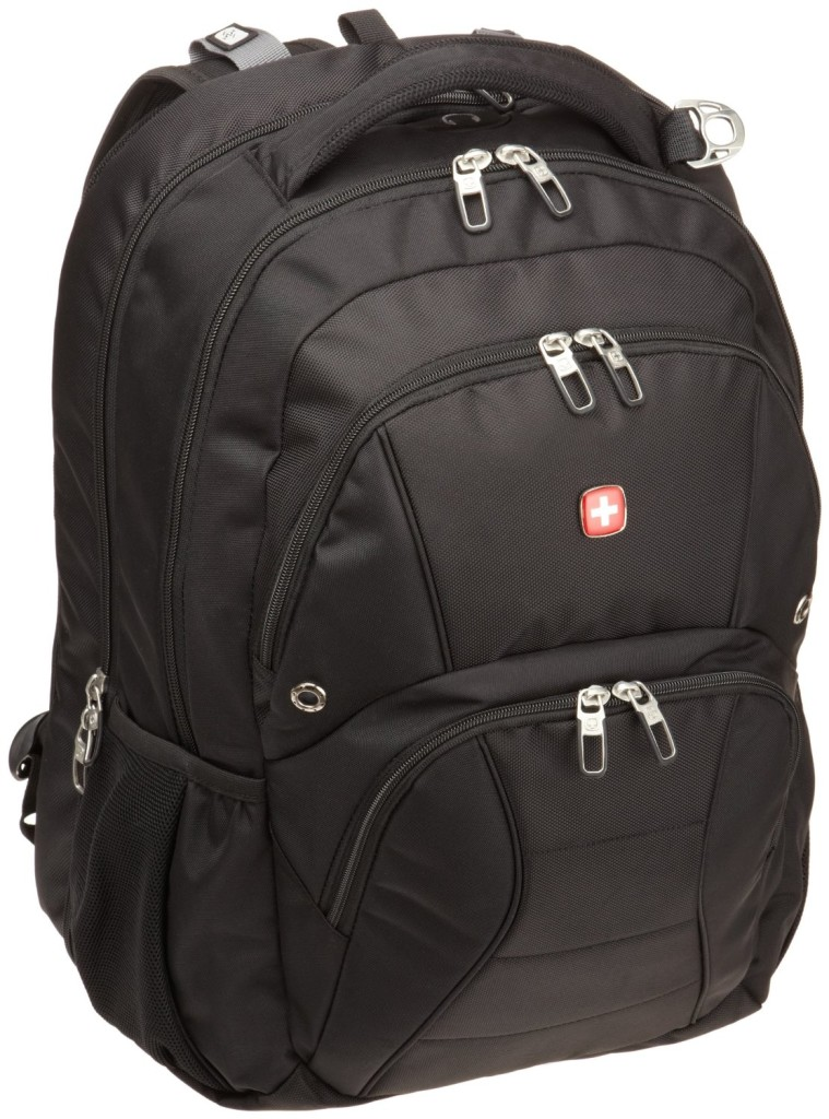SwissGear ScanSmart Laptop Computer Backpack SA1908