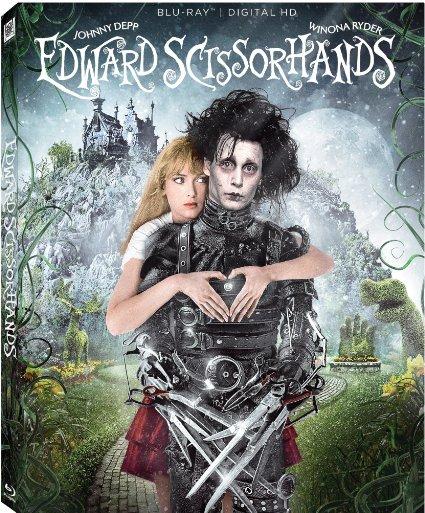 Edward Scissorhands: 25th Anniversary [Blu-ray]