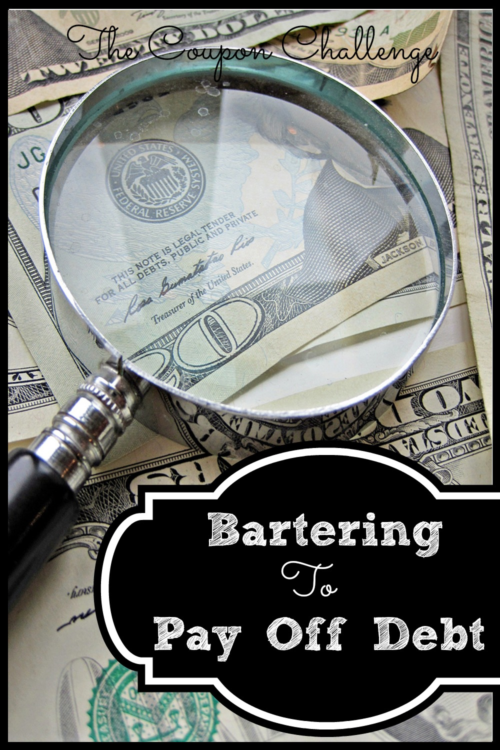 Bartering-To-Pay-Off-Debt