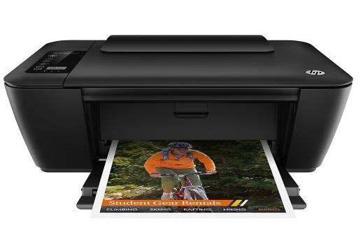 HP - DeskJet 2545 Wireless All-In-One Printer