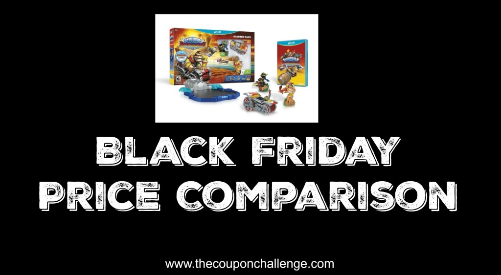 Skylanders Black Friday Price Comparison