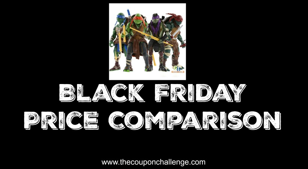 TMNT Black Friday Price Comparison