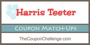 haris teeter coupon challenge