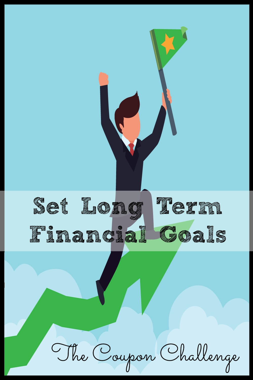 Set Long Term Financial Goals