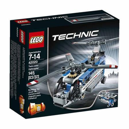 LEGO Technic Twin-Rotor Helicopter (42020)