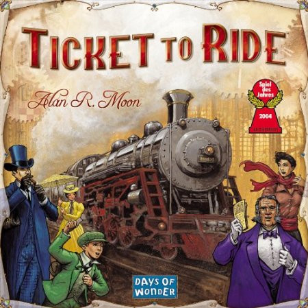 Ticket To Ride sale