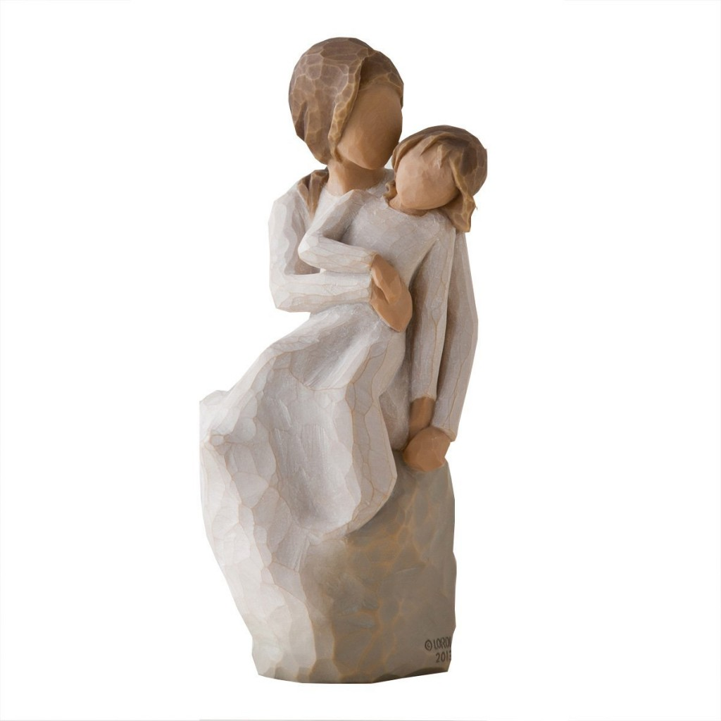 Amazon willow tree mother daughter figurine the