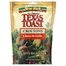 New York Texas Toast Croutons