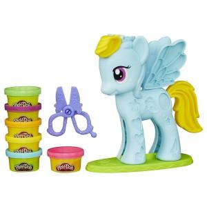 little pony playdoh