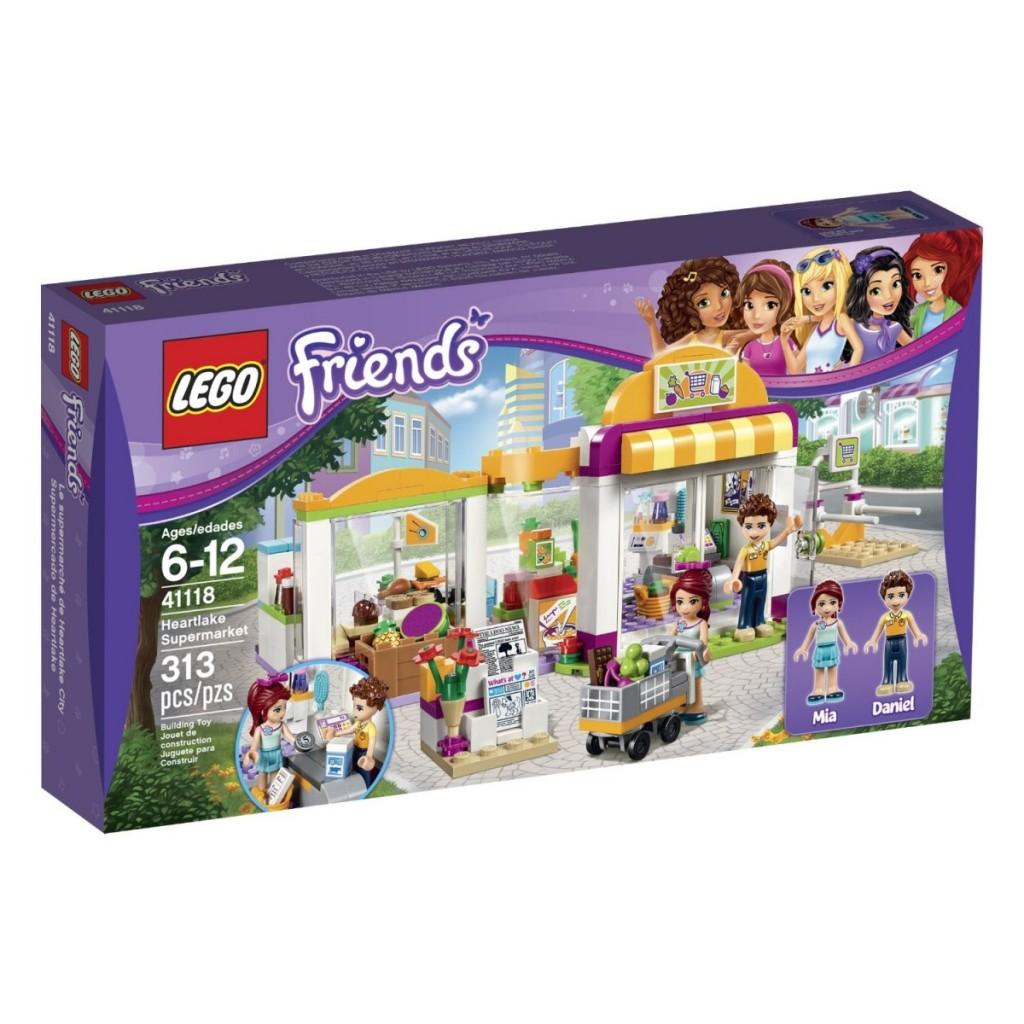 Fan Designed Lego Friends Heartlake City: Amazon: LEGO Friends Heartlake Supermarket $23.99