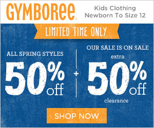 Gymboree 80% off