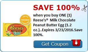 Reeses' coupon