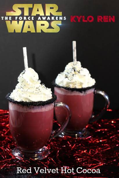 Red Velvet Hot Cocoa Recipes
