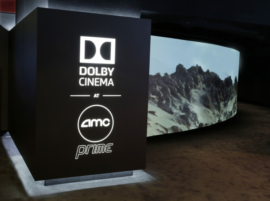 Dolby Cinema at AMC Prime Entrance (The Martian)
