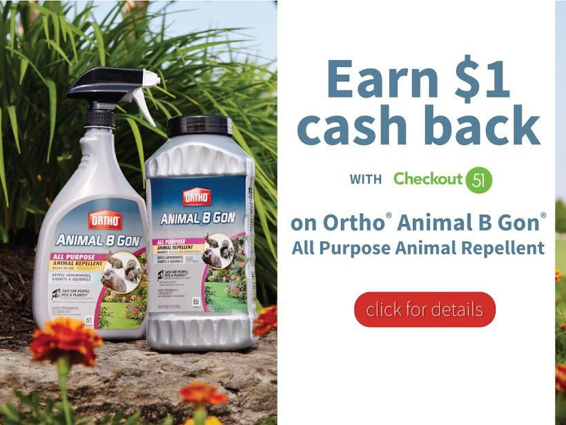 Ortho® Animal B Gon® Animal Repellent