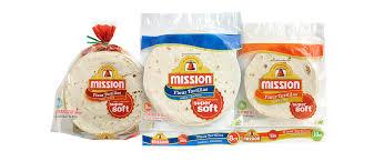 Mission Super Soft Tortillas