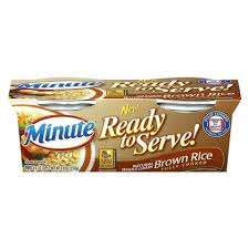 Minute Ready to Serve Rice