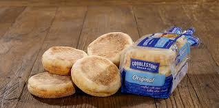 Cobblestone English Muffins