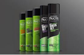 Garnier Fructis style sheer set Hairspray