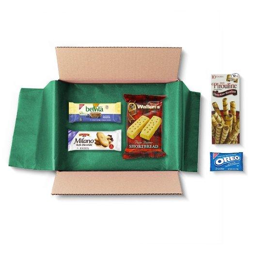 Cookie Sample Box