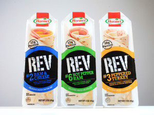 Hormel REV snacks photographed October 3, 2012 in the Columbus Dispatch studio. (Columbus Dispatch photo by Fred Squillante)