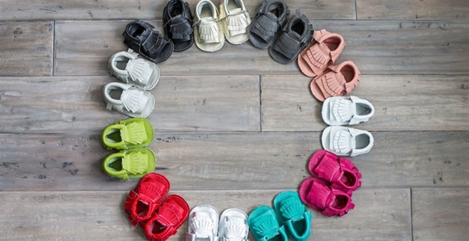 Summer Baby Mocc Sandals