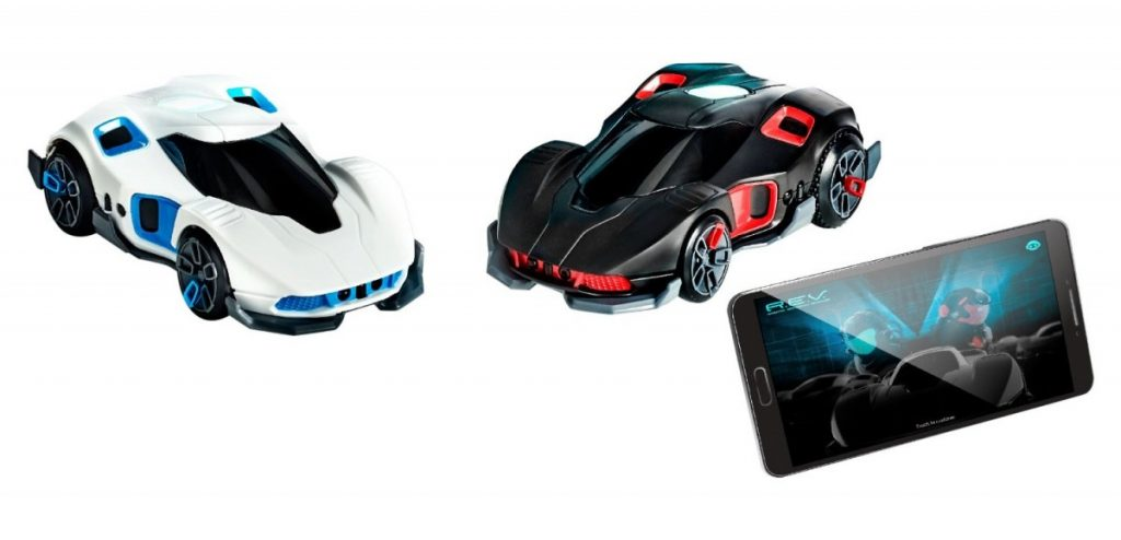 WowWee Robotic Enhanced Vehicles (R.E.V), 2-Pac