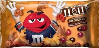 Harvest M&M's