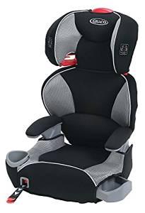 Graco TurboBooster LX Car Seat, Matrix
