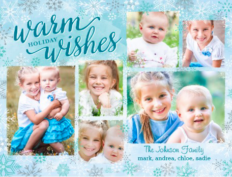 winter whimsy card