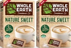 Whole Earth Sweetener Co Product