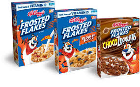 Frosted Flakes Cereals