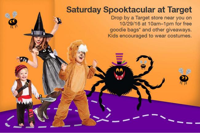 target-Spooktacular-event