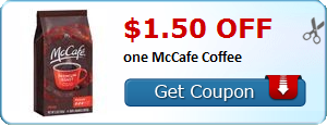 McCafe coupons