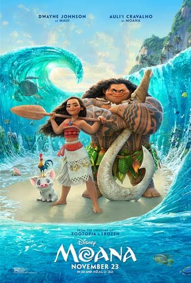 free Moana activity pages