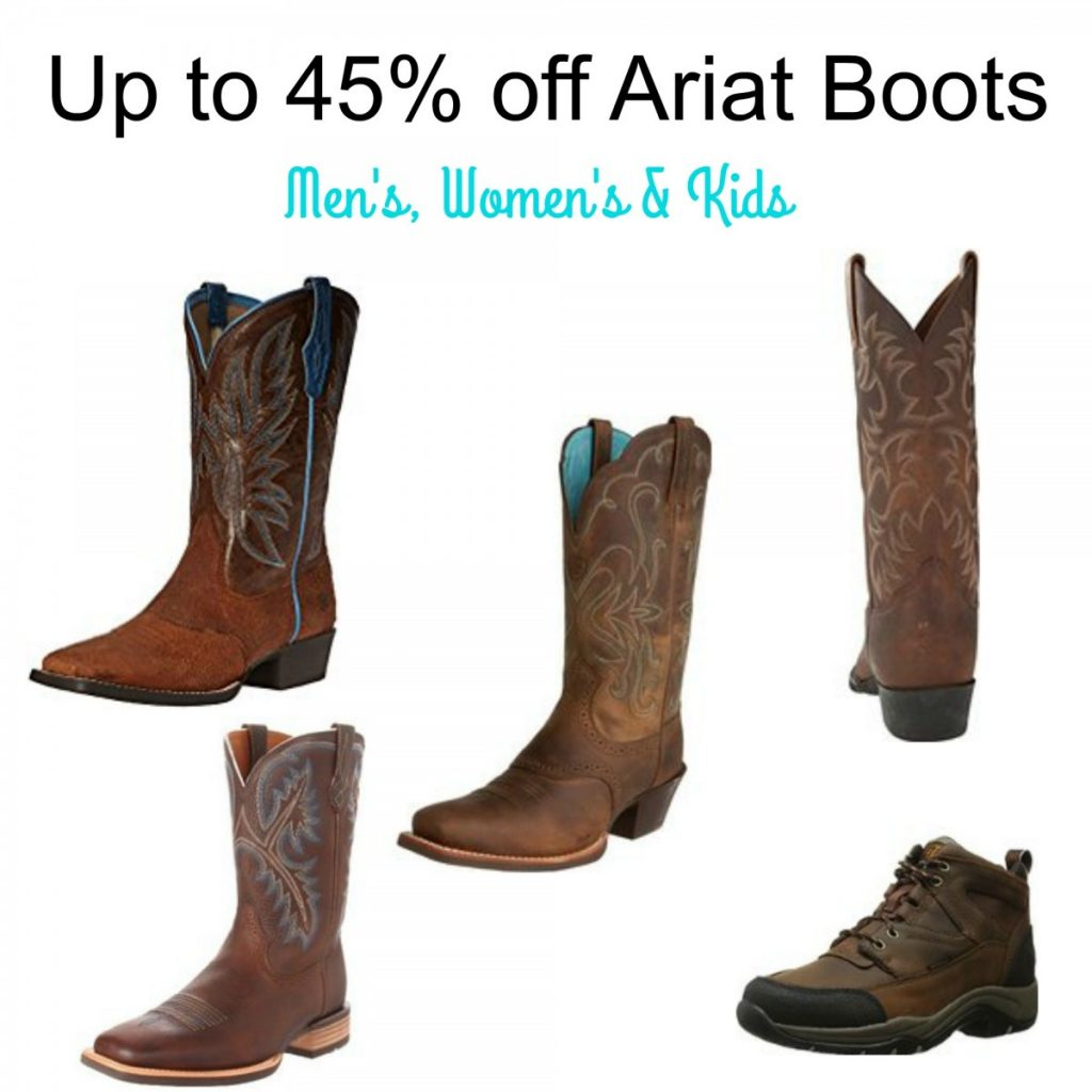0f1064f123a Amazon: Ariat Women's Legend Western Boot $99.99 (Plus Up to 45% off ...