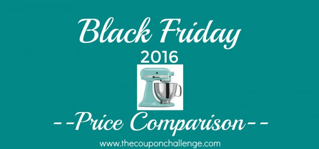 Black Friday Kitchen Aid Sales