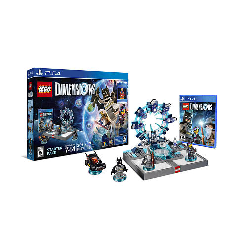 Amazon: LEGO Dimensions Starter Pack Xbox One $39.99
