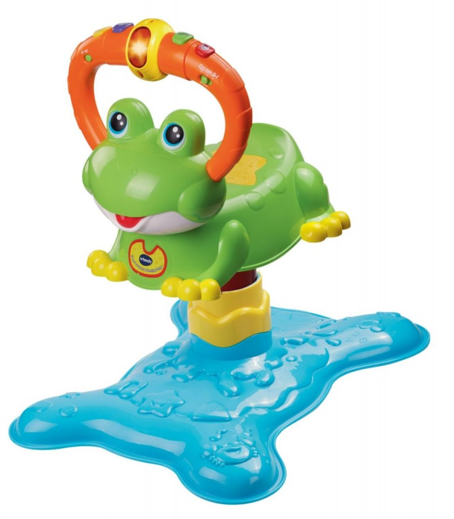 VTech Count and Colors Bouncing Frog To