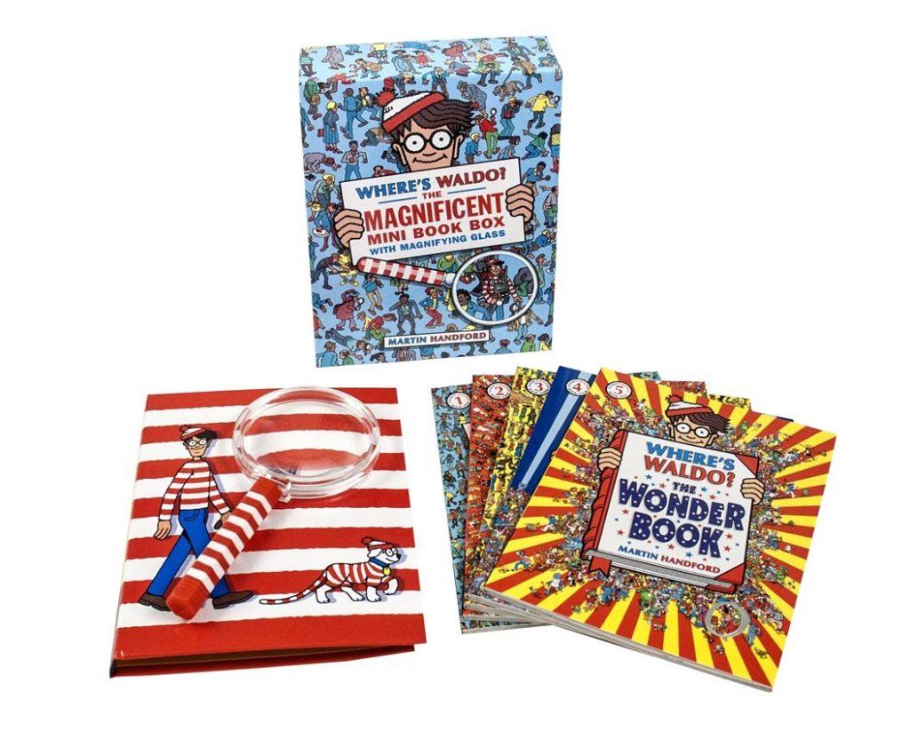 Where's Waldo? The Magnificent Mini Boxed Set