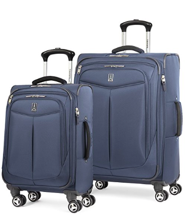 """Travelpro Inflight 2 Piece (21""""/25"""") Spinner Luggage Set"""