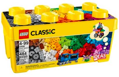 LEGO classic bricks