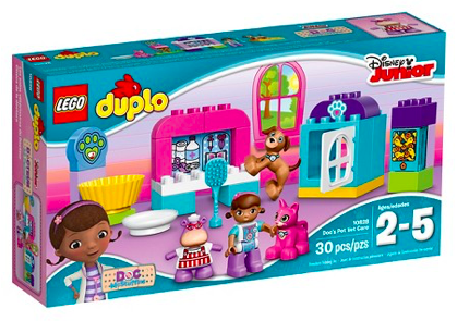LEGO® DUPLO Doc McStuffins´ Pet Vet Care 10828