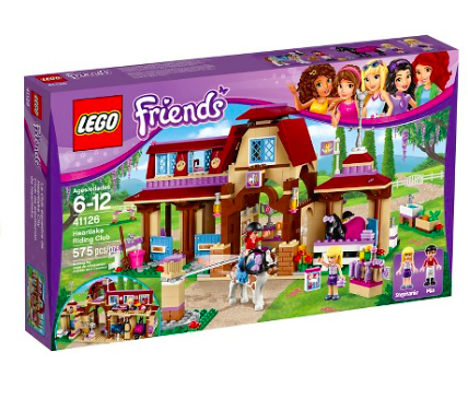LEGO® Friends Heartlake Riding Club 41126