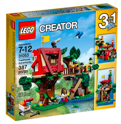 LEGO® Creator Treehouse Adventures 31053