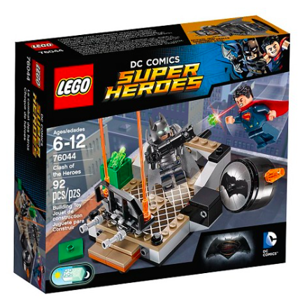LEGO® Super Heroes - Clash of the Heroes 76044