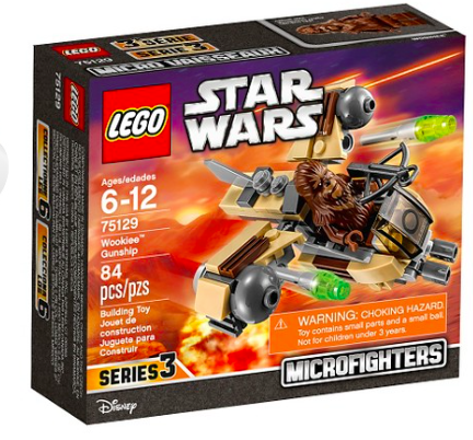 LEGO® Star Wars™ Wookiee™ Gunship 75129